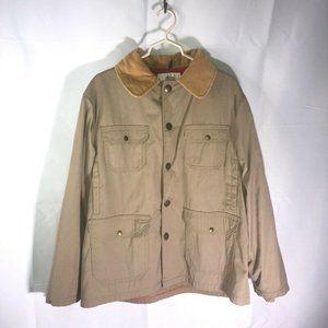 Woolrich Mens Field Jacket Size 46 Vintage